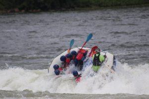Jinja Water rafting